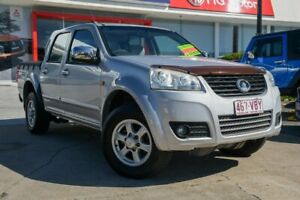 2012 Great Wall V240 K2 MY12 4x2 Silver 5 Speed Manual Utility Redcliffe Redcliffe Area Preview