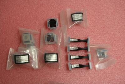 Lot Of 11 Assortment Wr42 Waveguides 18-26.5 Ghz Hnl Ug-596 Lk