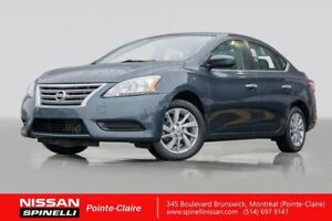 2015 Nissan Sentra SVX LOW KM / BACKUP CAMERA / BLUETOOTH / HEAT