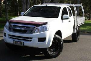 2014 Isuzu D-Max Ute turbo diesel 4x4 rego rwc Southport Gold Coast City Preview