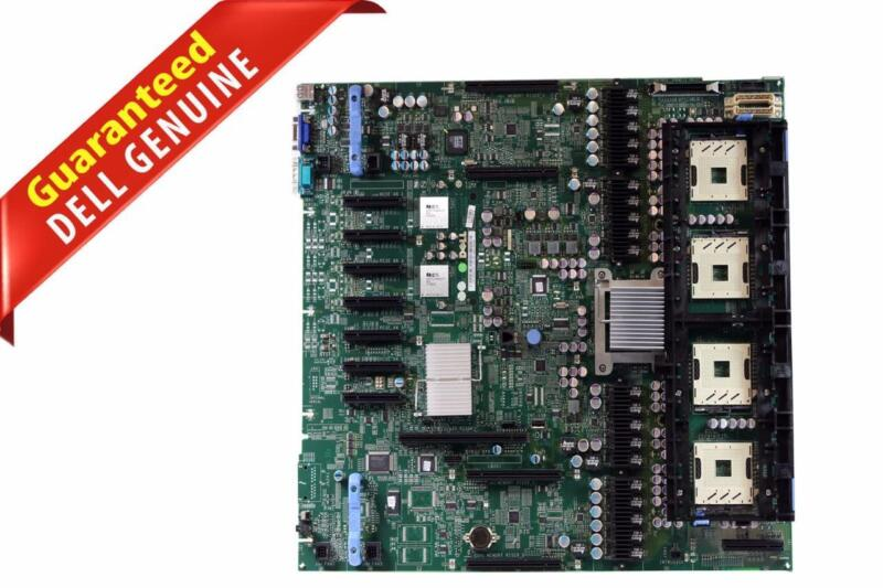 New Dell Poweredge R900 Quad Xeon CPU Socket Intel Chipset Motherboard X947H