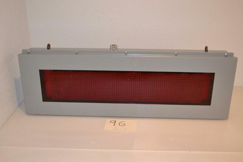 ONE USED American LED-GIBLE LED Display TL-2800-311