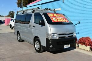 2012 Toyota HiAce TRH200 Silver 4 Speed Automatic Van Enfield Port Adelaide Area Preview