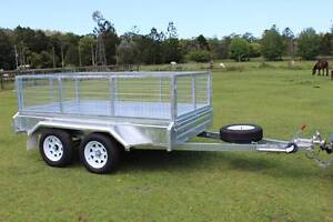Hot Deal 9x5 Ozzi Tandem Trailer Brand New Gold Coast Molendinar Gold Coast City Preview