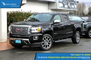 2019 GMC Canyon Denali Navigation, Leather, Backup Camera