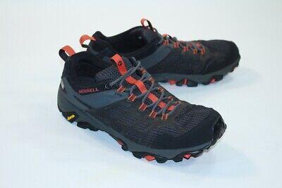 Merrell Moab Fst 2 Waterproof J77471 Hiking Shoes Mens Size 10.5 Black
