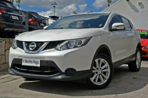 2016 Nissan Qashqai J11 ST White 1 Speed Constant Variable Wagon Kedron Brisbane North East Preview