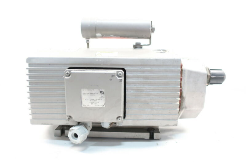 Becker 4142440427409 1630rpm 0.66kw 115v-ac Vacuum Pump