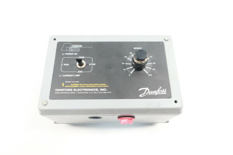 Danfoss A11500C001 Varispeed A2000 Dc Speed Controller