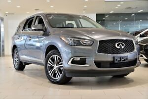 2017 Infiniti QX60 PREMIUM LEATHER, MAGS, ROOF, GPS