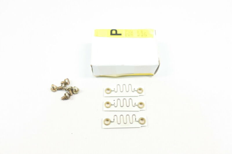 Box Of 3 General Electric Ge CR123L282A Overload Relay Heater Element