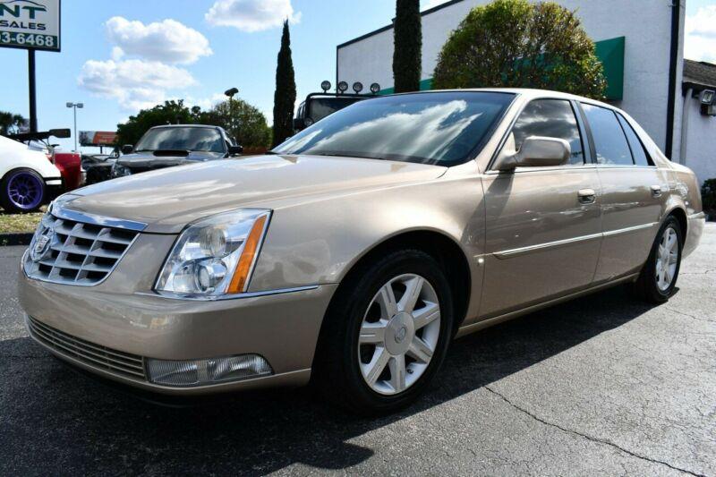 Image 4 Voiture Américaine d'occasion Cadillac DTS 2006
