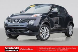 2014 Nissan Juke SL AWD AWD / NAVIGATION / LEATHER / SUNROOF