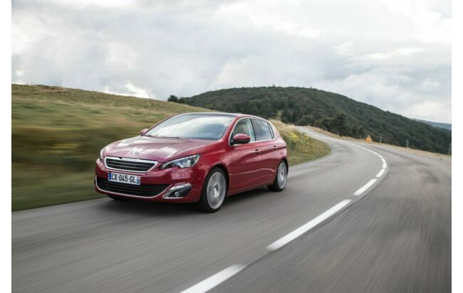 Car of the Year 2014: Peugeot 308