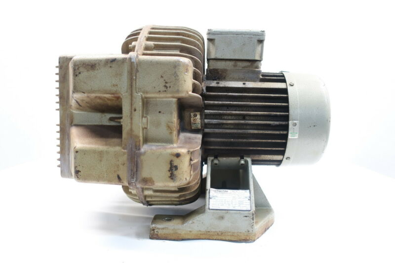 Rietschle Skp 30220-02(03) Regenerative Blower 118cfm 2in Npt 88.3in-h2o