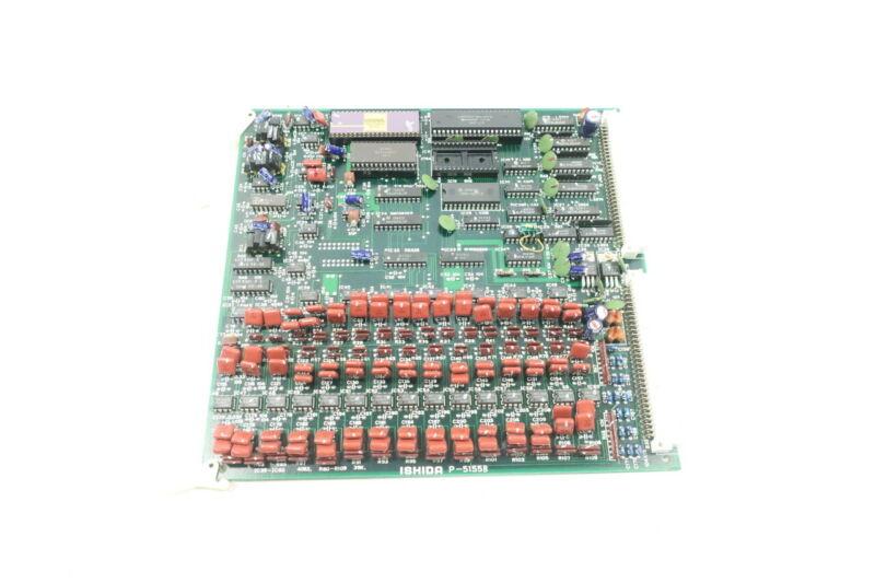 Ishida P-5155B Pcb Circuit Board