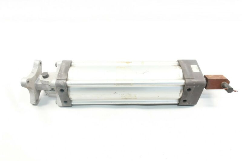 Rexroth P68185-0120 Double Acting Pneumatic Cylinder 4in 12in 200psi