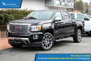 2019 GMC Canyon Denali Navigation, Heated Seats, Backup Camera