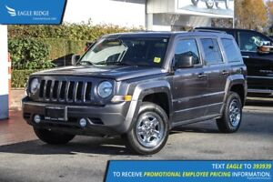 2015 Jeep Patriot Sport/North 4x4, A/C, CD Player