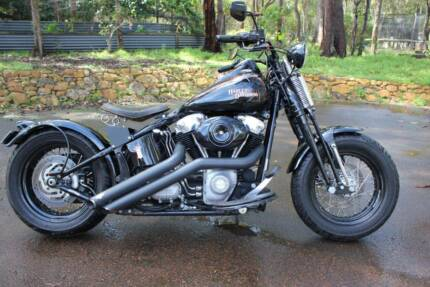 Harley Davidson Crossbones 2008 (FLSTSB) Busselton Busselton Area Preview