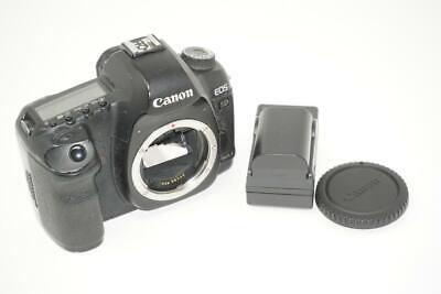 Canon EOS 5D Mark II 21.1MP DSLR Digital SLR Camera Body Only Black Used G240