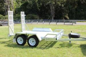 Ozzi 10x6 Plant Trailer Molendinar Gold Coast City Preview