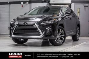 2017 Lexus RX 350 LUXE AWD; CUIR TOIT GPS $10,279 DEMO REBATE OF