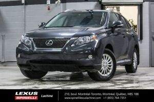 2010 Lexus RX 350 TOURING AWD; CUIR TOIT GPS CAMERA LOW MILEAGE