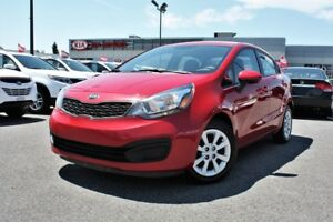 2014 Kia Rio LX+**Sieges Chauffants**Cruise**Bluetooth**