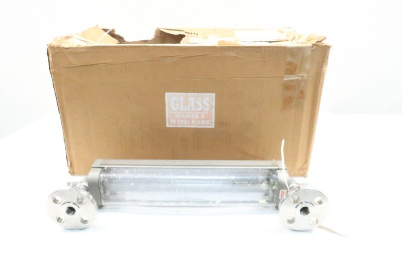 Abb 10A4656SXBHCED Variable Area Flow Meter 0-10scfm 1/2in