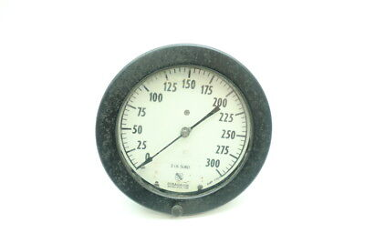 Ashcroft Duragauge Pressure Gauge 0-300psi 14in Npt