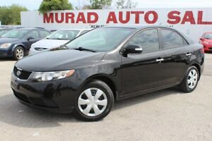 2010 Kia Forte !!! MANUAL !!! HEATED SEATS !!!