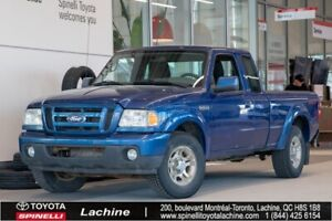 2010 Ford Ranger Sport VERY CLEAN! AIR CONDITIONED! MAGS! SUPER