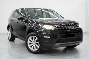 2016 Land Rover Discovery Sport L550 16.5MY SE Black 9 Speed Sports Automatic Wagon