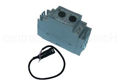 Fern Thermostat für die Hutschiene oder Schaltschrank Kühl / Heizbetrieb 0-60 °c