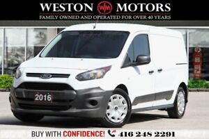 2016 Ford Transit Connect XL*SLIDING DOORS*LEATHER*SHELVING*