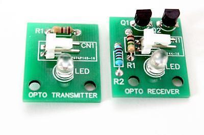 NEW Opto Board Pair for Sega Maverick - Parts 520-5102-00   and  -