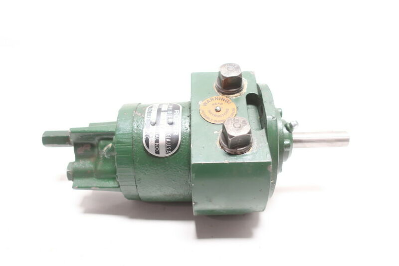 Roper 27 18F3 Gear Pump 1/2in