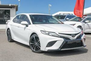 2018 Toyota Camry ASV70R SX White 6 Speed Sports Automatic Sedan Dandenong Greater Dandenong Preview