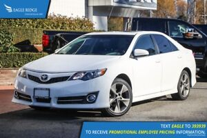 2012 Toyota Camry SE V6 Sunroof, Backup Camera