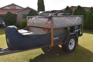 Outback Campers Offroad Camper Trailer Thornlie Gosnells Area Preview