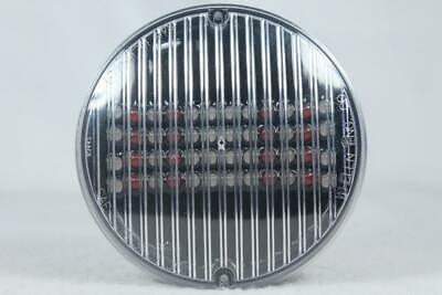 Whelen 4 Round Led Compartment Light-clear 20cobccr Instructions New