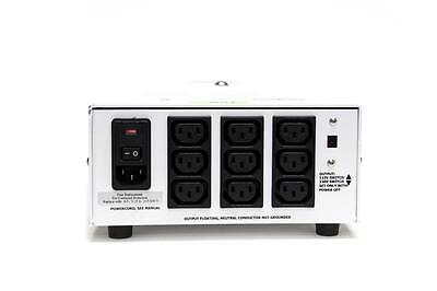 Toroid Isb-8739 Isobox Isolation Transformer 2422a