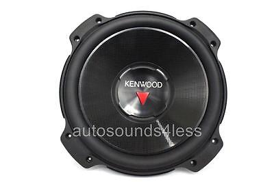 "Kenwood KFC-W3016PS Performance Series 2000 W 12"" Single 4 Ohm Car Subwoofer"