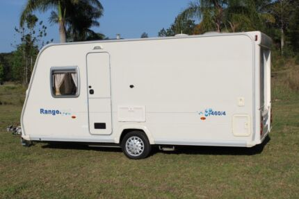 Bailey Ranger  Berth Van with Toilet and Shower 1184 kg GVM Guanaba Gold Coast West Preview
