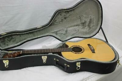 Ibanez AEF18-NT-OP-02 Acoustic / Electric Guitar w/ Case