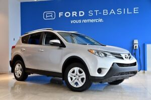 2014 Toyota RAV4 LE / AWD / AC heated seats