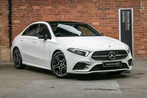 2019 Mercedes-Benz A-Class V177 A200 DCT White 7 Speed Sports Automatic Dual Clutch Sedan Mulgrave Monash Area Preview