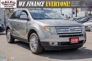 2008 Ford Edge LIMITED | V6 | LEATHER | CERTIFIED