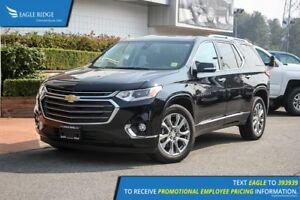 2018 Chevrolet Traverse Premier Navigation, Sunroof, Backup C...
